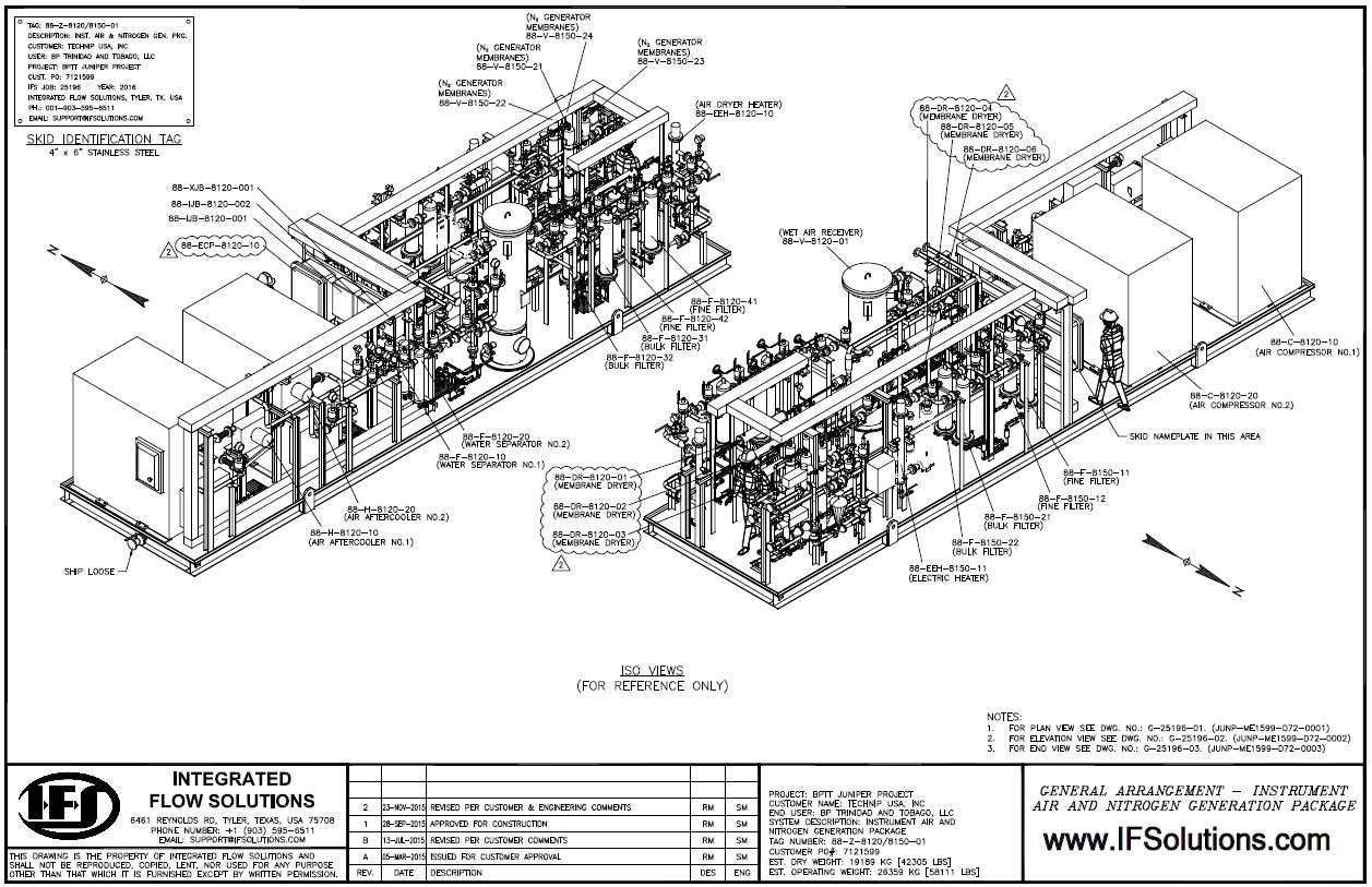 Electrical Plan General Note