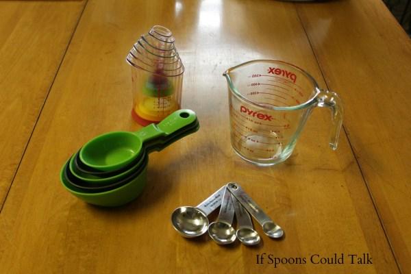 basic tools measuring sets