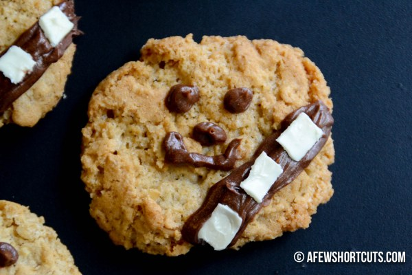 star war wookie cookie