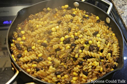 taco-skillet-cooking