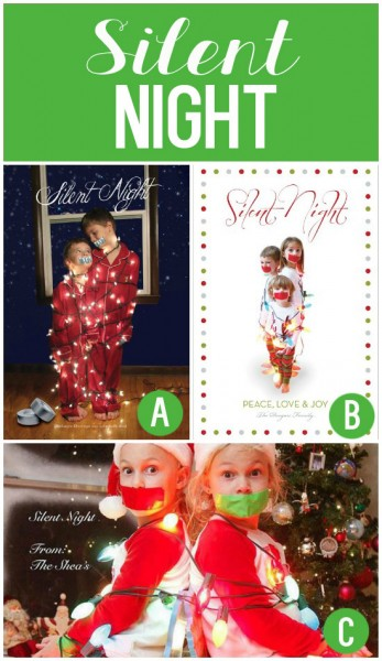 101 Creative Christmas Card Ideas PushUP24