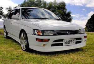 Car Modification Toyota Corolla  New Sports Cars 2014