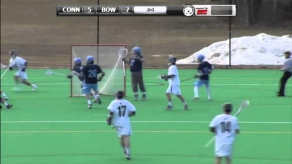 Bowdoin Men s Lacrosse vs Connecticut College 4 11 15 ...