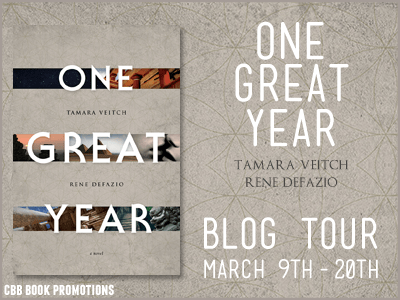 One Great Year by T Veitch & R DeFazio. Tour Excerpt.