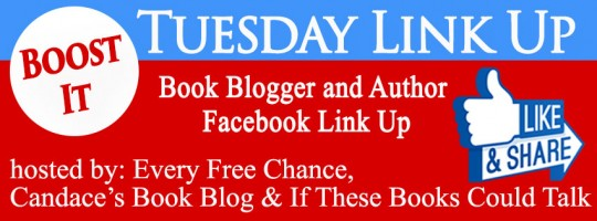 Boost It Tuesday! Authors & Bloggers Link Up Here!