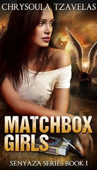 Book Tour Review & Giveaway! Matchbox Girls by Chrysoula Tzavelas