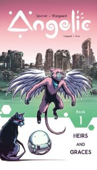 Angelic, Vol 1 By Simon Spurrier & Casper Wijngaard