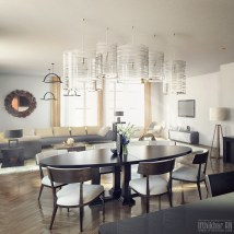 Vray 3dsmax photo-realistic interior render 2016