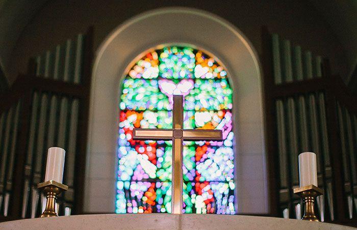 Dieu, Jésus et l'Église