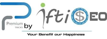 premium tricks by iftiseo logo