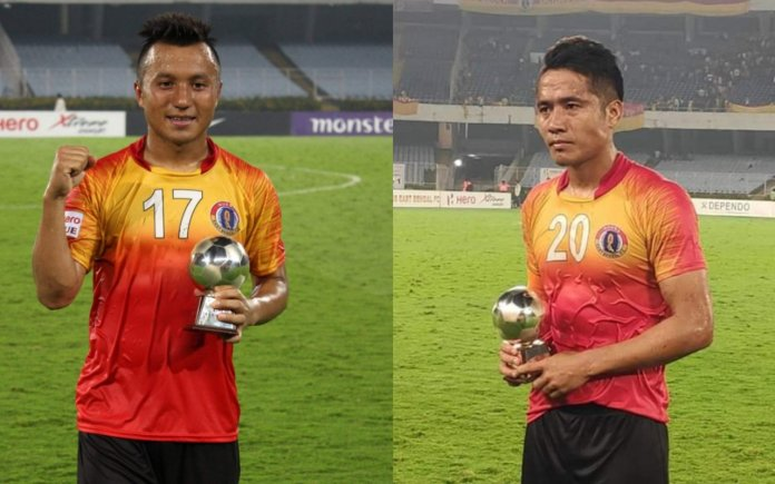 The Ralte Duo of East Bengal have some insane numbers this season 20190225 1333282147388095798397790