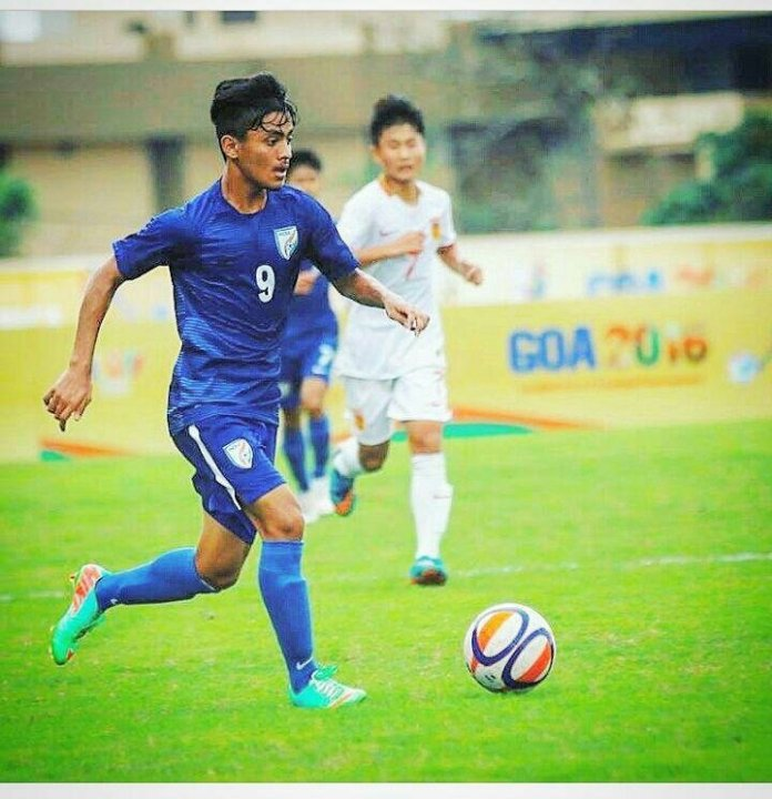 5 YOUNG PROSPECTS IN I LEAGUE 2ND DIVISION 2019 aman chetri in action 875999089