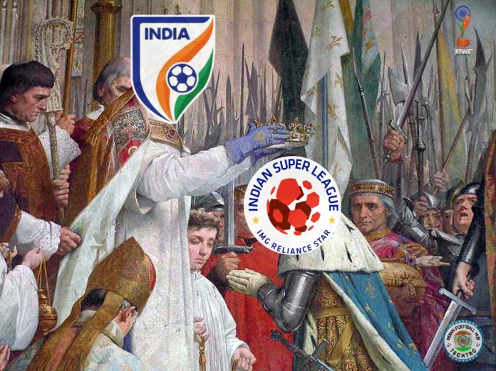 Indian Super League is to be Crowned as top league by AIFF ? PicsArt 06 21 03.04.56