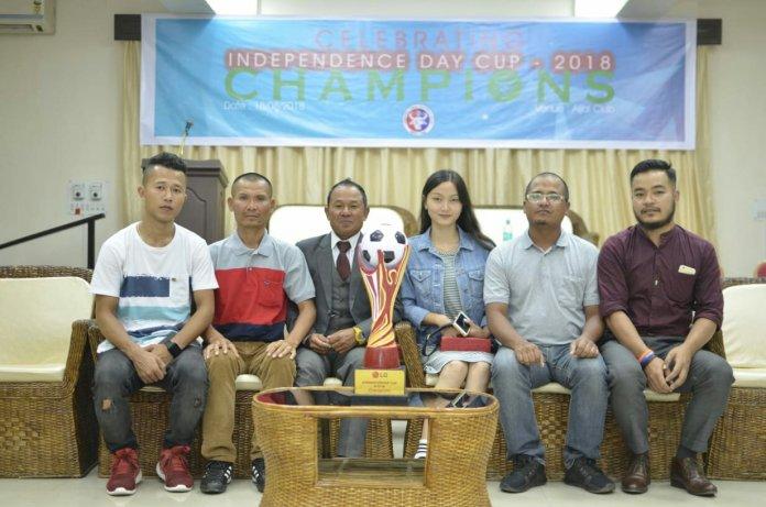 Up and close with Chhinga Veng head coach Lalsangzuala img 20190609 wa0083786531679