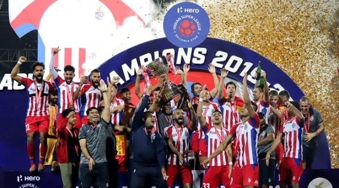 New Regimentations for ISL season 7: atk isl champions 1