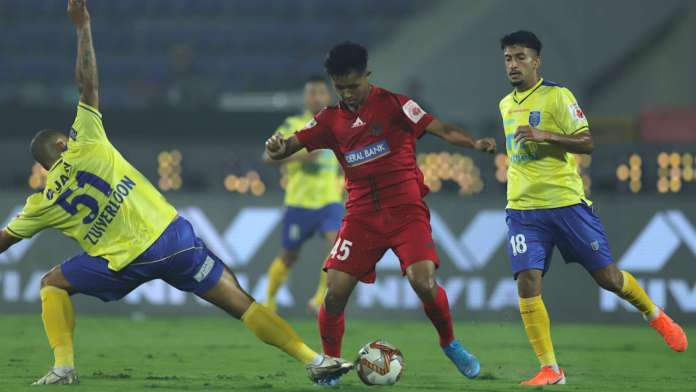 Top 5 Emerging Players of ISL 2019-20. lalengmawia