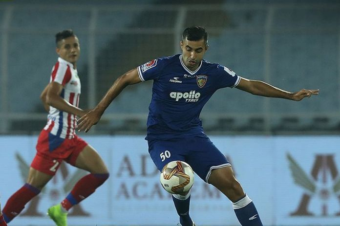 Five Chennaiyin FC players who are on the verge of leaving Crivalro 1