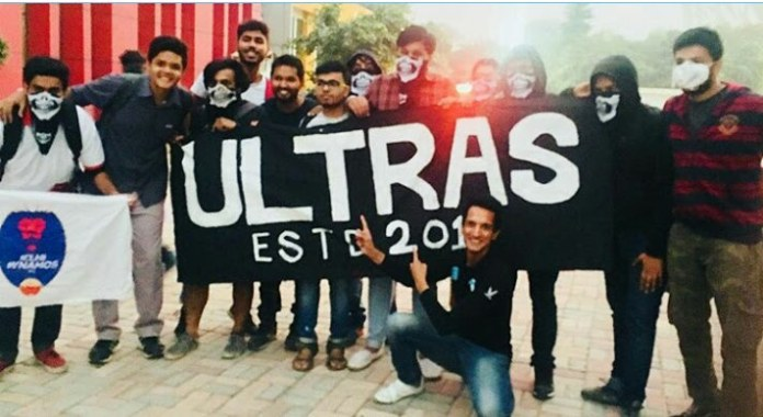 Ranjit Bajaj And Dynamos Ultras: A Connection of Passion and Belief IMG 20200205 WA0023