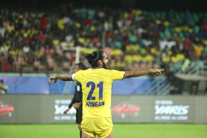 Sandesh Jhingan heading to West Asia, Mumbai City or ATK? kerala blasters sandesh