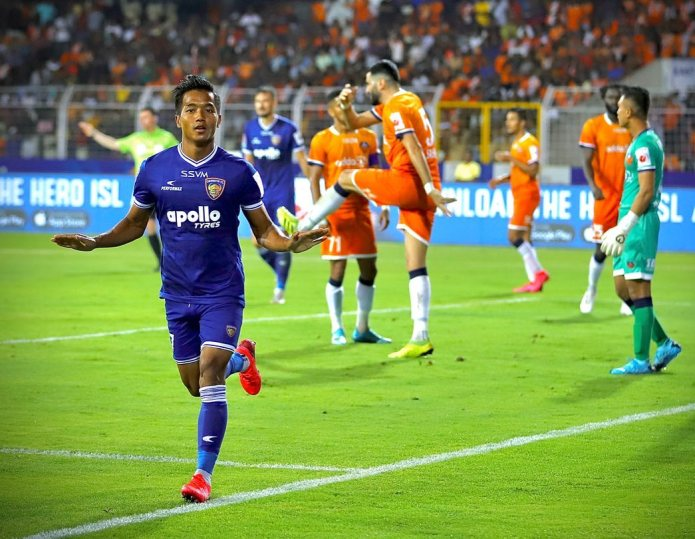 Indian Player Of The Season: Chennaiyin FC lzchhangte 20200505 170503 0