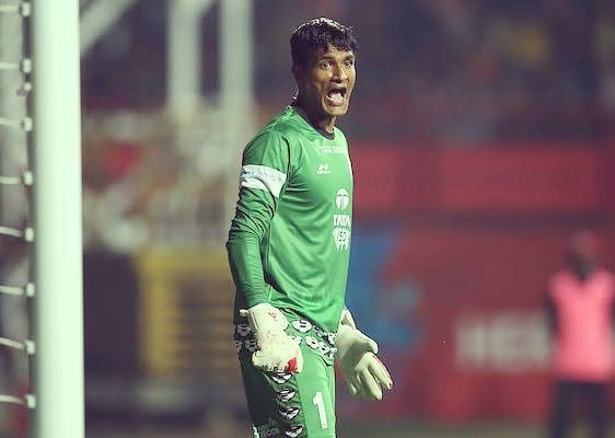 Subrata Paul Joins Hyderabad FC For Next 2 Years - Official IMG 20200604 WA0005