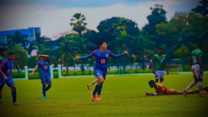 "Himanshu Jangra - ""It's My Dream To Play In Europe One Day!"" Talking to Himanshu Jangra a future star of Indian Football 768x432 1"