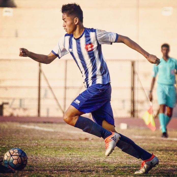 TRAU FC Set to sign former India U19 starlet. im tao one 20200712 3