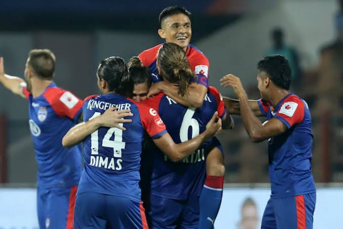 Bengaluru FC's Road to Redemption images 47