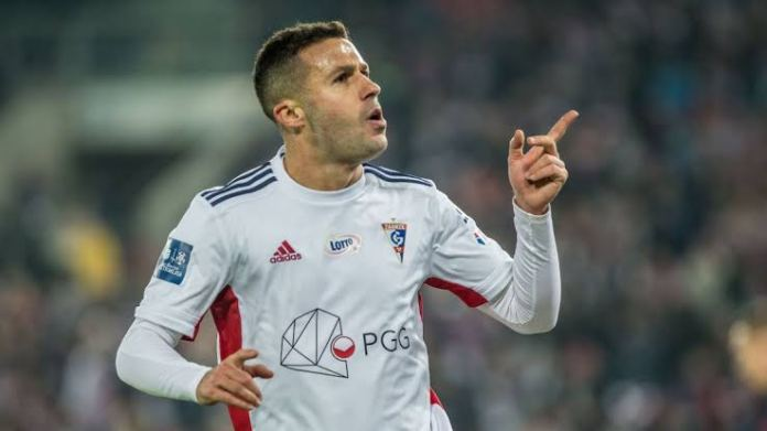 Who is Igor Angulo? The highest goalscoring foreigner in Poland with 88 goals images 7