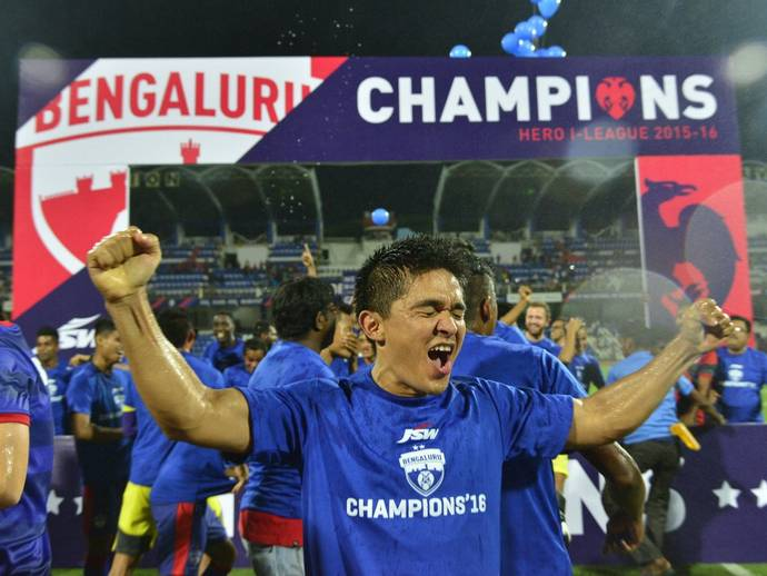 A look back at Bengaluru FC's remarkable journey CHHETRI Cropped