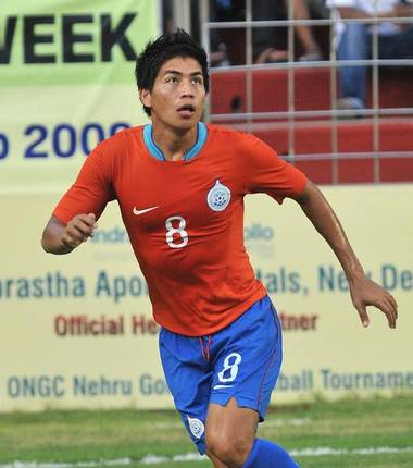 Top Indian Players who played for JCT FC RENEDYSSUBRAMANIUM 1