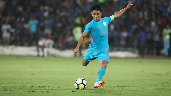 Top Indian Players who played for JCT FC Sunil Chhetri 1