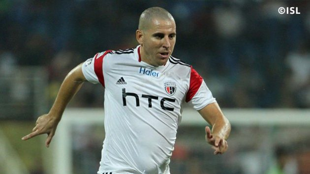 Who are Northeast United FC's Top Goalscorer in Every ISL Season? image search 1597406660576