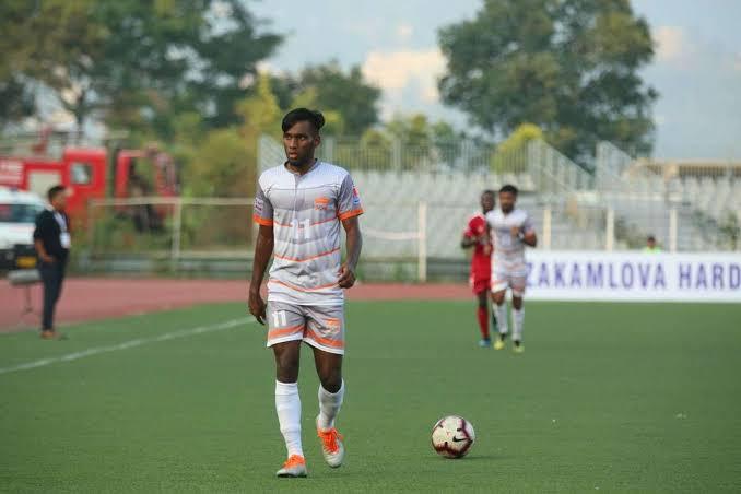 "Alexander Romario Jesuraj:-""I Always Wanted To Play For FC Goa"" images 25"