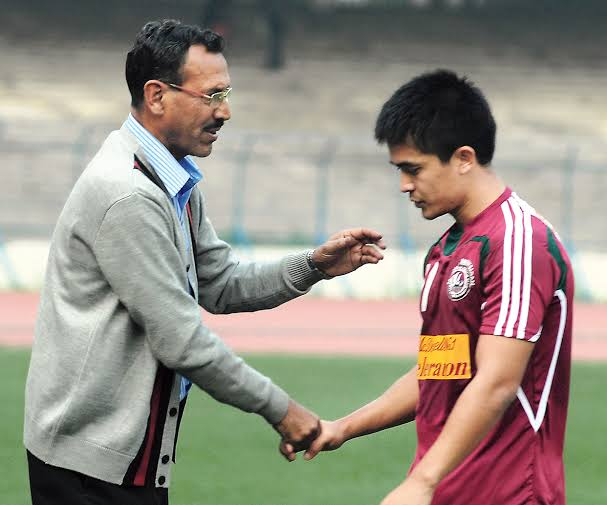 Sunil Chhetri- The Man you know, the Journey you don't images 95