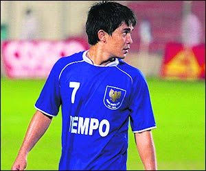 Sunil Chhetri- The Man you know, the Journey you don't images 99
