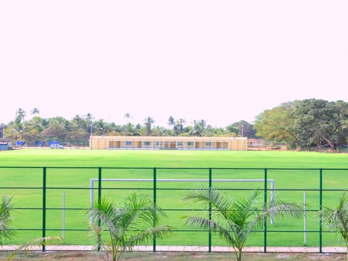 ISL - Training grounds for the clubs in the upcoming season 20200915 083915
