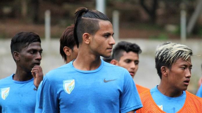 Anwar Ali U17 Footballer