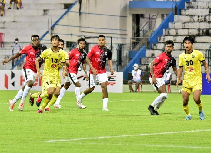 FC Bengaluru United vs Garhwal FC
