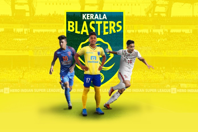 The young prospects of Kerala Blasters FC for the 2020-21 stint KBFCyoungGen2 1