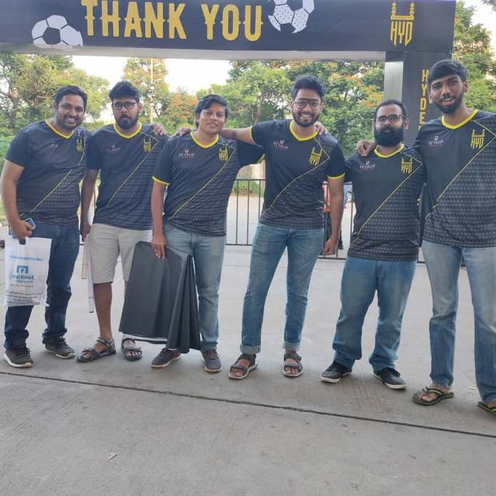The 12th Men- How Hyderabad FC and Deccan Legion are reviving the lost glory of football in Hyderabad hfc supporters 1