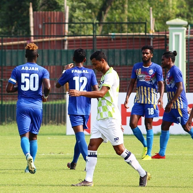 Bhawanipore FC vs ARA FC, I-League Qualifiers:Final Score 2-0,Bhawanipore tasted victory but loses the I league Spot indianfootball 20201019 204852 0