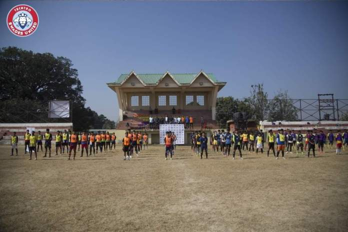 Techtro Swades United makes history; became the first professional club to conduct the Trials in Himachal FB IMG 1604751393187