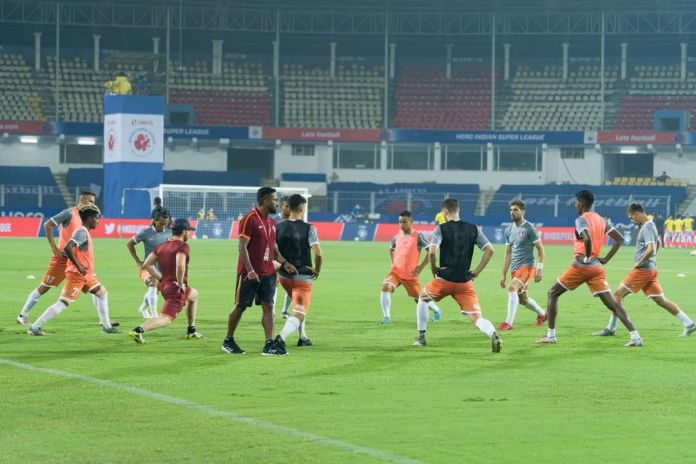 Edu Bedia - The way we finished the league, this is possibly the strongest squad for FC Goa fcgoaofficial 20201129 111057 1