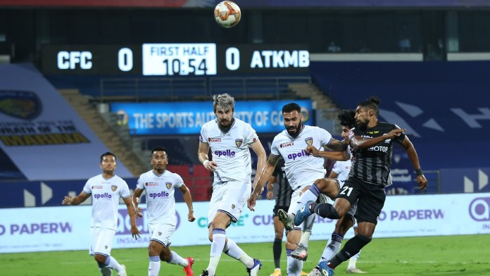 Chennaiyin FC vs ATK Mohun Bagan FC