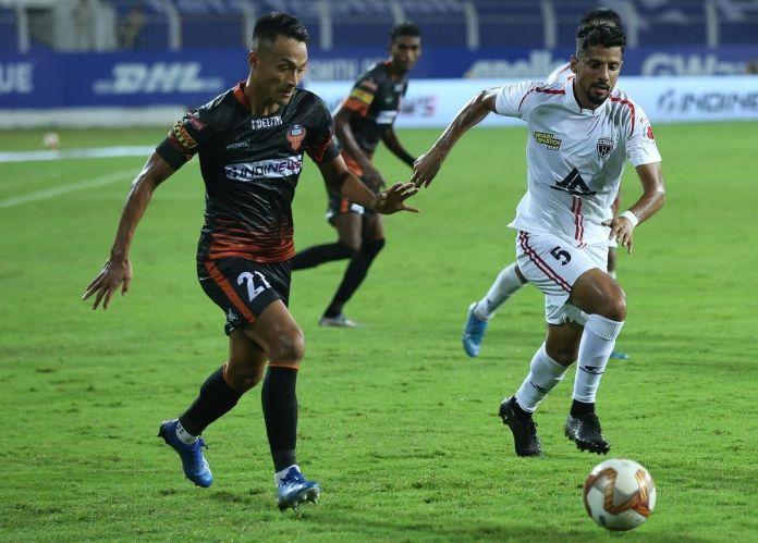 Aiban Dohling, FC Goa vs Northeast United FC