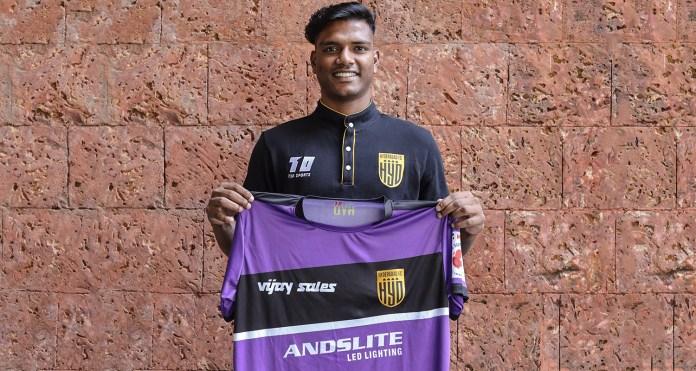 ISL - All confirmed transfer in the January Transfer Window, 2021 Signing Shankar
