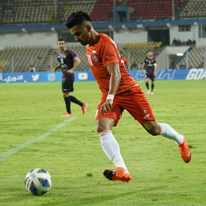 Match Report - Night to forget for FC Goa as Persepolis serve a reality check 20210424 115705