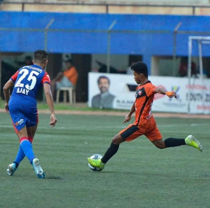 Sudipta Malakar joins Maldivian side LT Sports Club IMG 20210419 WA0108