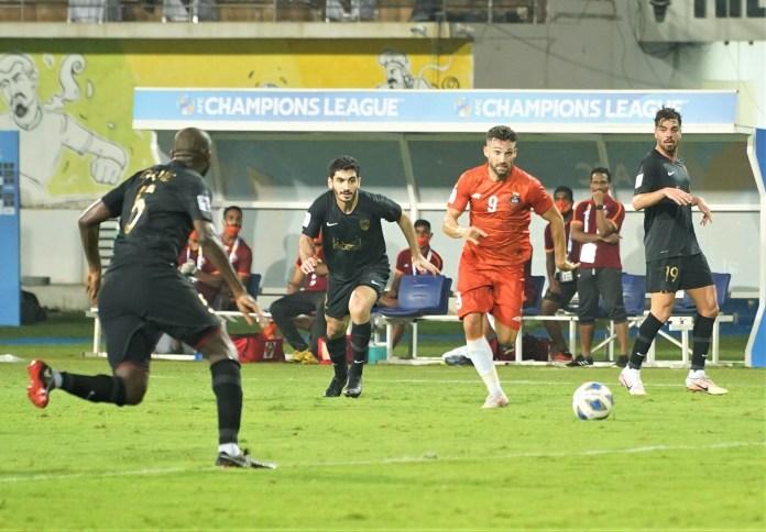 FC Goa vs Al-Rayyan SC - 5 talking points | AFC Champions League 2021 Jorge Ortiz attacks FC Goa vs Al Rayyan AFC Champions League